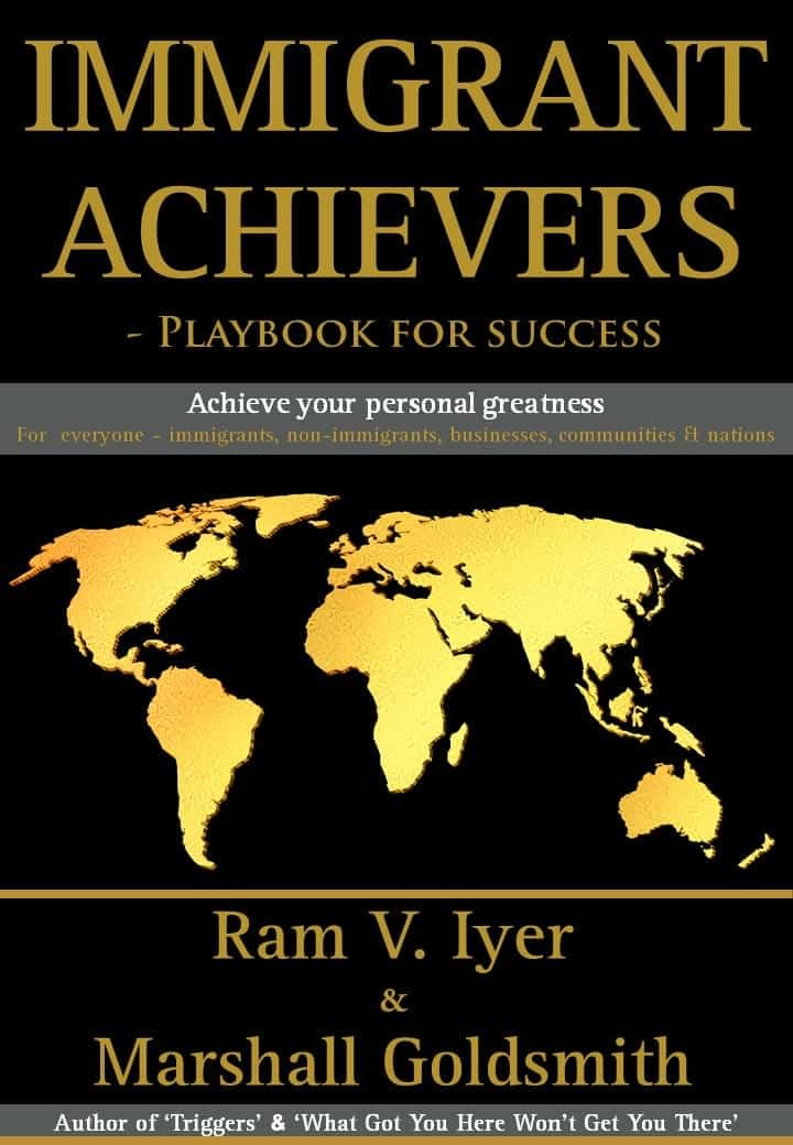 Immigrant Achiever Playbook
